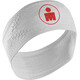 Compressport On/Off Hoofdbedekking Ironman Edition wit